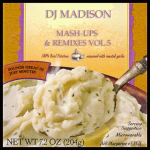 Mash Up & Remixes Volume 5 Sample